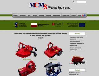 mcms.pl screenshot