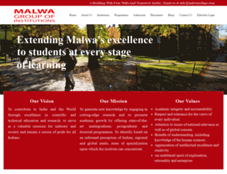 mcn.malwa.org screenshot