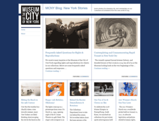 mcnyblog.org screenshot