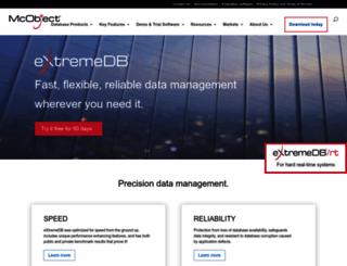 mcobject.com screenshot