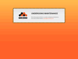 mcommedia.com screenshot