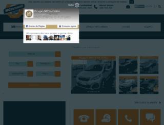 mcoutinhoocasiao.pt screenshot