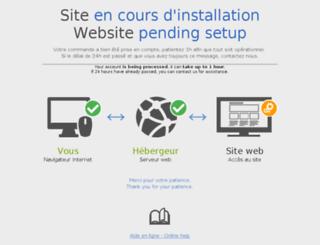 mcperraud.fr screenshot