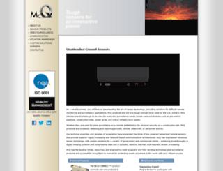 mcqinc.com screenshot