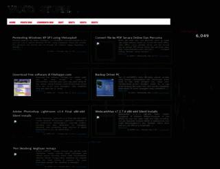 mcrewsilent.blogspot.com screenshot