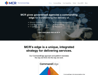 mcri.com screenshot