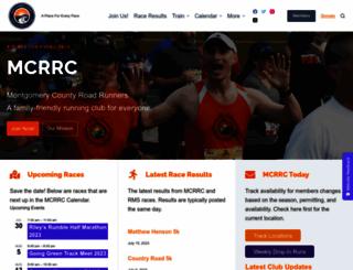 mcrrc.org screenshot