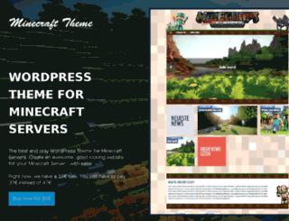 mcserver.press screenshot