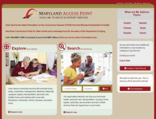md.getcare.com screenshot