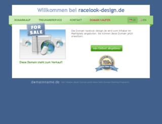 md.racelook-design.de screenshot