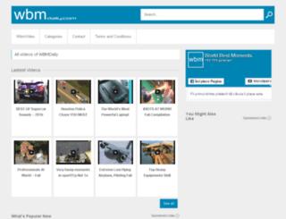 md.wbmdaily.com screenshot