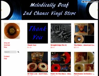 md2ndchance.storenvy.com screenshot