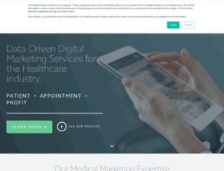 mdconnectinc.com screenshot