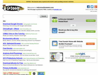 mdconsultoresem.com screenshot
