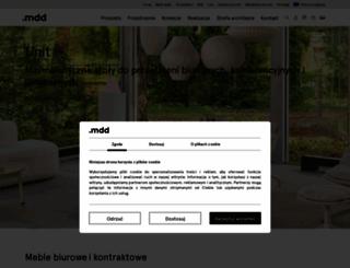 mdd.pl screenshot