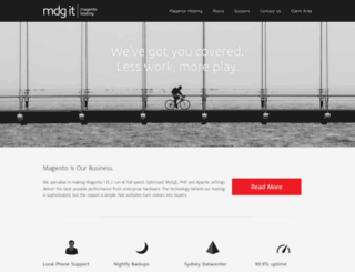 mdgit.com.au screenshot