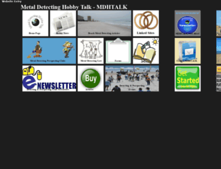 mdhtalk.org screenshot