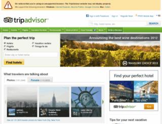 mdiamond-dev.tripadvisor.com screenshot