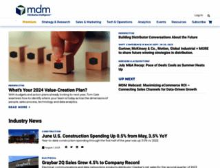 mdm.com screenshot
