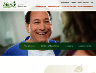 mdmercy.com screenshot