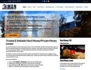 mdncap.com screenshot