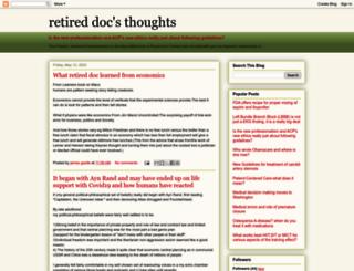 mdredux.blogspot.com screenshot