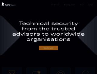 mdsec.co.uk screenshot