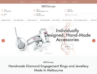 mdtdesign.com.au screenshot