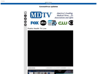 mdtvnews.com screenshot