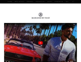 mdvstyle.com screenshot