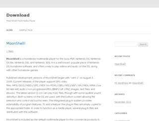 mdxonlinemirror.dyndns.org screenshot