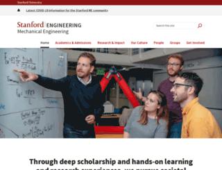 me.stanford.edu screenshot