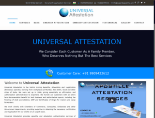 mea-apostille.com screenshot