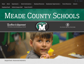 meade.kyschools.us screenshot