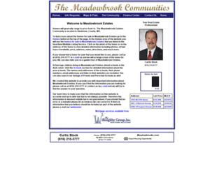meadowbrooks.com screenshot