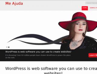 meajuda.xyz screenshot