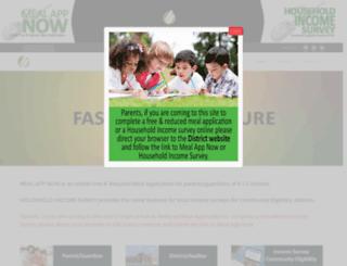 mealappnow.com screenshot