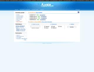 mealin.fr.cr screenshot