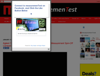 measurementest.com screenshot
