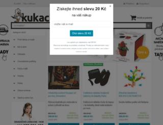 measurent.kukacka.cz screenshot