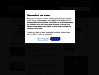 meatinfo.co.uk screenshot