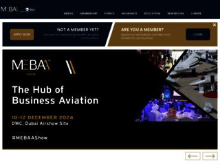 mebaa.com screenshot
