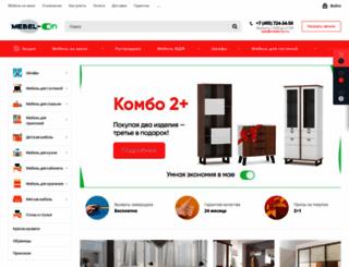 mebel-on.ru screenshot