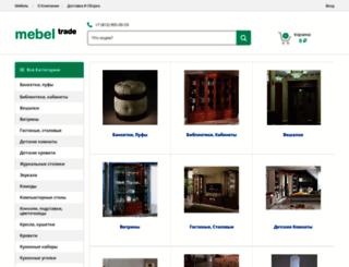 mebel-trade.spb.ru screenshot