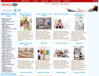 mebel-ua.com.ua screenshot