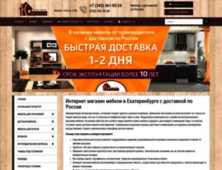 mebel-ur.ru screenshot