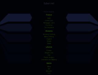 mebel.fober.net screenshot
