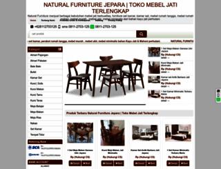 mebeljationline.com screenshot