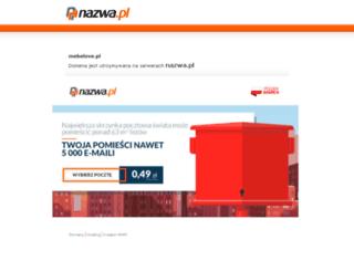 mebelove.pl screenshot