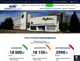 mebik.ru screenshot
